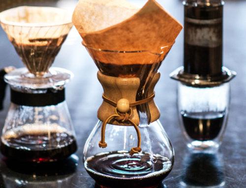 Slow Coffee – Les nouvelles expériences café